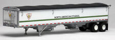Lonestar Models 6021 43' Wilson Grain Trailer Kit North American Ethanol 1/87 HO