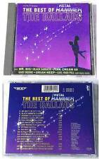 THE BEST OF METAL HAMMER The Ballads ..RT-Records CD TOP
