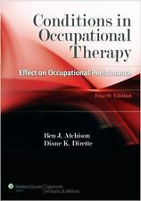 Conditions in Occupational Therapy : Effect on Occupational Performance by...