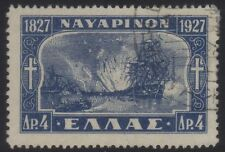[JSC]1927 Europe Greece Ships Sea battle of Navarino