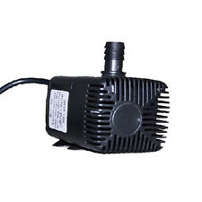 2500LT PER HOUR WATER PUMP FOR HYDROPONICS, AQUARIUM, WATER FEATURE OR FOUNTAIN