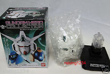 BANDAI Mobile Suit Gundam Head Collection 1 (WMS-GEX1 G-Exes LED Light up) Age