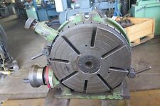"""Milling Horizontal and Vertical 12"""" Rotary Table"""