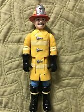 Fisher Price Loving Family  Playskool DOLLHOUSE Firefighter Man