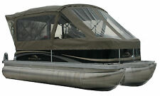Pontoon boat top full enclosure fit on Bennington 20 SLI 2010