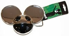 *NEW* Deadmau5 Chrome 3D Belt Buckle