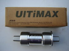 FSA ULTIMAX SEALED CARTRIDGE TYPE BOTTOM BRACKET CrMo AXLE - ENGLISH - NOS - NIB