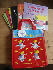A Little Princess Story Collection Tony Ross 10 Books in a bag