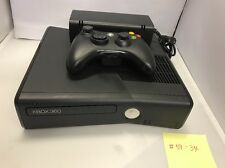 Pre-owned Xbox 360 Slim4GB Black Console #59-34