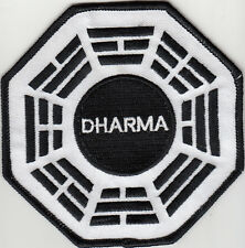 PARCHE PERDIDOS LOST DHARMA DHARMA  11 CMS BORDE    STATION   PATCH