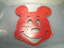Vintage Metal Mickey Mouse head