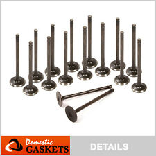 04-08 Chevrolet Aveo Aveo5 1.6L DOHC Intake and Exhaust Valves Set
