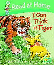 Read at Home: Level 2b: I Can Trick a Tiger, Cynthia Rider - Hardcover Book