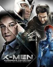 X-Men Expierience Collection Blu Ray Disc Brand New