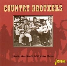 Country Brothers: The Brother Bands of Country Music New CD