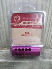 NEW Ruger 10/22 compensator in PURPLE by Tactical Solutions .920
