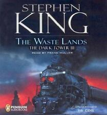 The Waste Lands by Stephen King (2003, Unabridged, Compact Disc) SEALED SHRINK