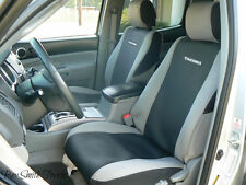 NEW OEM TOYOTA TACOMA 2005-2008 TACOMA GRAPHITE SEAT COVERS FOR BUCKET SEATS