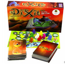 Dixit 1+2 version 168 Cards Game Board Games Table Board Games Children Adult
