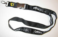 Microsoft Office: Mac 2008 chiave a nastro Lanyard Nuovo (t156)