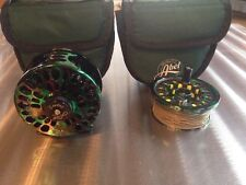 Abel Super 5 Fly Reel With Extra Spool