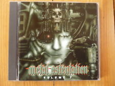 METAL ostentation vol 7/Dawn Creation mortyfear Bloodshot Eyes juggernott