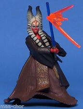 STAR WARS AOTC LOOSE VERY RARE SHAAK TI JEDI MASTER MINT CONDITION. C-10+
