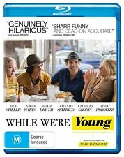 While We're Young : NEW Blu-Ray