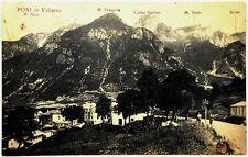 Cartolina Formato Piccolo - Foxi In Vallarsa - Viaggiata (Retro Timbro C.A.I. Se
