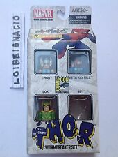 Marvel Minimates Stormbreaker SDCC 2011 Exclusive (Thor, Beta Ray Bill & Loki)