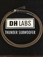DH Labs Silver Sonic Thunder Premium Subwoofer Cable XLR-XLR 5 meter