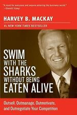 Collins Business Essentials Ser.: Swim with the Sharks Without Being Eaten...