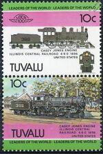 1896 Casey Jones No.382 4-6-0 Illinois Central RR Train Stamps / LOCO 100