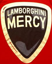 Access Men's Lamborghini Mercy Raglan Sleeve Shirt, Size 4XL XXXXL