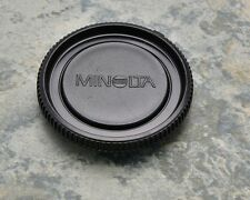 Genuine Minolta BC-1 Camera Body Cap SR MC MD SRT XG XD (#1389)