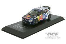 VW Polo R WRC - Rallye Monte Carlo 2015 - Andreas Mikkelsen / Ola Floene - 1:43