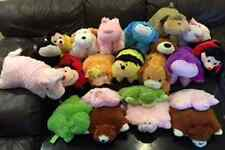 SET OF 8 Pillow Pets Dog Unicorn Bunny Monkey Frog Bear My Ladybug Bumble Bee