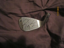 RICKIE FOWLER SIGNED GOLF IRON HEAD  MASTERS PGA PRESIDENTS CUP RYDER 2017