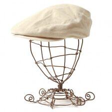 Papas Cotton cashmere flat cap Size LL(K-43625)