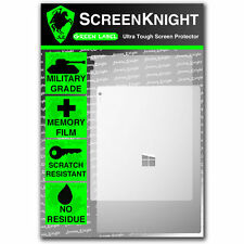 ScreenKnight Microsoft Surface Book BACK SCREEN PROTECTOR invisible Shield