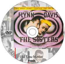 The Sisters -  Bette Davis Errol Flynn, DVD 1938 Film