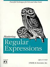 Mastering Regular Expressions: Powerful Techniques for Perl and Other Tools Nut