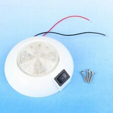 18 LED Dome Ceiling Light Lamp Cabin Caravans Boats 12V