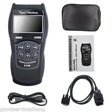 New VS890 Fault Diagnostic Tool Code Reader Engine Reset Scanner Multi-language