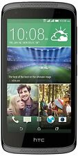 HTC Desire 526G Plus Black Used With Dent & Scratches+3 Month Seller Warranty