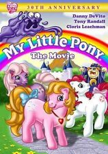 MY LITTLE PONY THE MOVIE 30TH ANNIVERSARY EDITION BRAND NEW AND SEALED R1 DVD