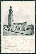 Lecce Città cartolina XB1603