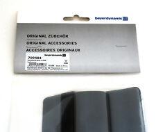 Beyerdynamic Custon uno Pro Gris Almohadillas de cuero sintético cabeza ajusta DT770 DT990