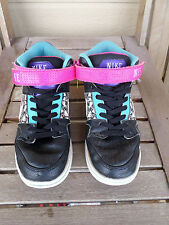 Nike Air Morgan Mid 2 Shoes Women's Size 7.5  (eur 38.5 ) # 407479-065