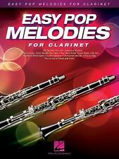 Easy Pop Melodies: for Clarinet, Hal Leonard Corp., Good Book